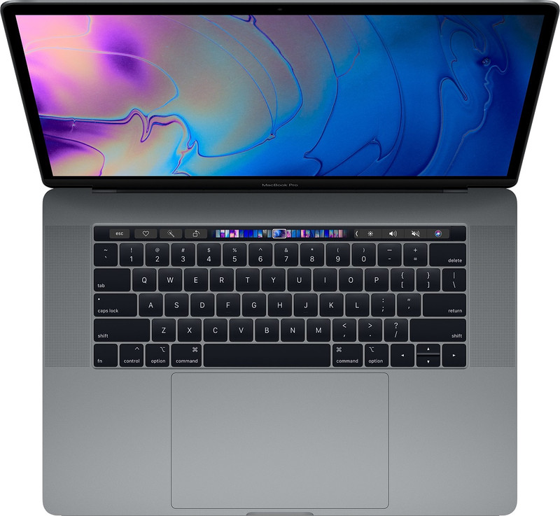 """Apple MacBook Pro 15"""" Touch Bar (2019) 32GB/1TB 2,3GHz Space Gray"""