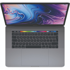 Apple MacBook Pro 15'' Touch Bar (2018) 32GB/4TB 2,2GHz Space Gray