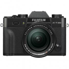 FujiFilm X-T30 Zwart + XF18-55mm f/2.8-4.0 R LM OIS