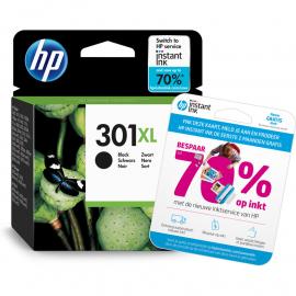 HP 301 Inkt Cartridge Zwart XL (CH563EE)