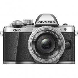 Olympus OM-D E-M10 Mark II Zilver + 14-42mm EZ