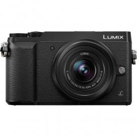 Panasonic Lumix DMC-GX80 Zwart + 12-32mm