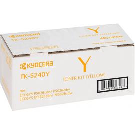 Kyocera TK-5240Y Toner Geel (1T02R7ANL0)