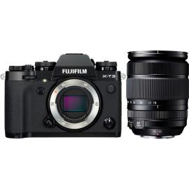 Fujifilm X-T3 Zwart + XF 18-135mm f/3.5-5.6 R