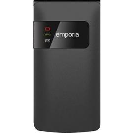 Emporia Flip Basic senioren telefoon zwart