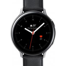 Samsung Galaxy Watch Active2 Zilver / Zwart 44 mm RVS