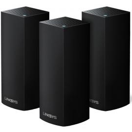 Linksys Velop tri-band Multiroom wifi Zwart (3 stations)