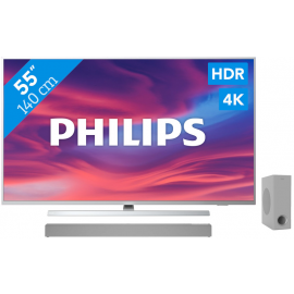 Philips The One (55PUS7304) - Ambilight + Soundbar