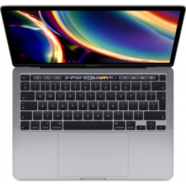 """Apple MacBook Pro 13"""" (2020) MWP52FN/A Space Gray AZERTY"""