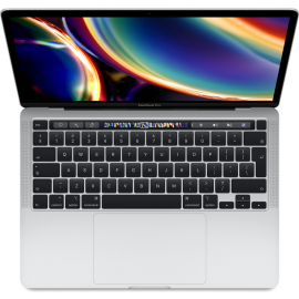 "Apple MacBook Pro 13"" (2020) MWP82FN/A Silver AZERTY"