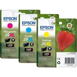 Epson 29XL 3-Kleuren Pack