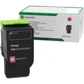Lexmark C242XM0 Magenta Extra High Yield Return Programme Toner Cartridge
