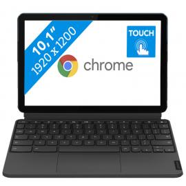 Lenovo IdeaPad Duet Chromebook Tablet 64GB- ZA6F0027NL