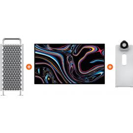 Apple Mac Pro (2019) 256 GB + Apple Pro display XDR & stand