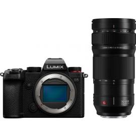 Panasonic Lumix DC-S5 + Lumix S Pro 70-200mm f/4 O.I.S.