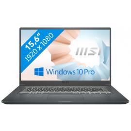 MSI Modern 15 Pro - i5-8Gb-512ssd