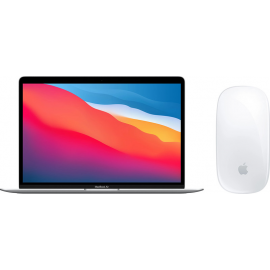 Apple MacBook Air (2020) MGN93N/A Zilver + Apple Magic Mouse 2