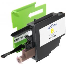 Wecare cartridge Brother geel 18ml Inkt