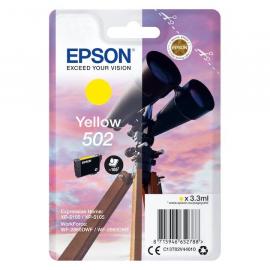 Epson 502 - Verrekijker Inkt Geel