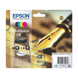 Epson T1636 XL INK BCMY BLS