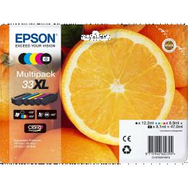 Epson T3357 33XL Multipack 5-kleuren Claria Premium Ink
