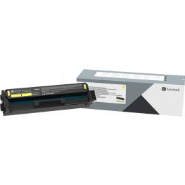 Lexmark CS431 / CX431 Toner Geel (Hoge Capaciteit)