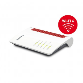 AVM FRITZ!BOX 7530 AX WIFI 6 Router Rood