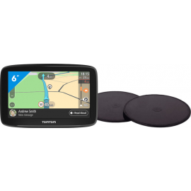 TomTom GO Classic 6 Europa + TomTom Universele Dashboard Schijven