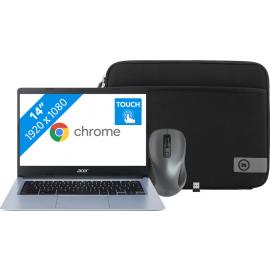 Studentenpakket - Acer Chromebook 314 CB314-1HT-C6XM