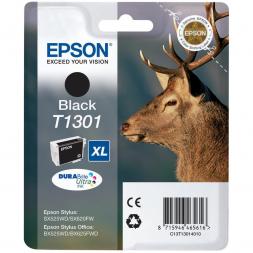 Epson T1301 XL Ink Cartridge Black (Zwart) C13T13014010