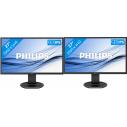Philips 272B8QJEB/00 Duo Set-up