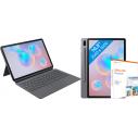 Samsung Galaxy Tab S6 256GB WiFi Grijs + Tablethoes + Office 365 1 jaar