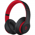 Beats Studio3 Wireless Decade Collection Zwart/Rood