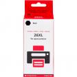 Huismerk 26 XL (T2621)  Zwart voor Epson printers (C13T26214010)