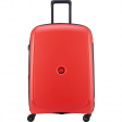 Delsey Belmont Plus Expandable Spinner 70cm Rood
