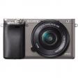 Sony Alpha A6000 Grijs + PZ 16-50mm OSS