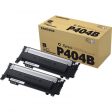 Samsung CLT-P404B Toner Zwart (Duo Pack)