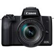 Canon EOS M50 Body Zwart + 18-150mm IS STM