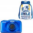 Nikon Coolpix W150 Backpack Kit Blauw