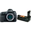 EOS 5D Mark IV + Jupio Battery Grip (BG-E20)