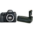 Canon EOS 6D Mark II + Jupio Battery Grip (BG-E21)