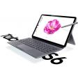 Samsung Galaxy Tab S6 Wifi + 4G Grijs + Keyboard Case Grijs