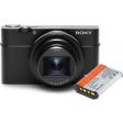 Sony CyberShot DSC-RX100VI + Sony NP-BX1 Accu