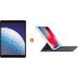 "Apple iPad Air (2019) 10,5"" Space Gray 64GB 4G + Smart Keyboard"