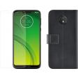 Motorola Moto G7 Power Zwart+ Beschermingspakket