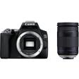 Canon EOS 250D + Tamron 18-400