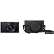 Sony CyberShot DSC-RX100 III + LCJ-RXF hoes
