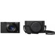 Sony Cybershot DSC-RX100 VA + LCJ-RXF hoes