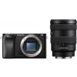 Sony Alpha A6100 + 16-55mm f/2.8 G