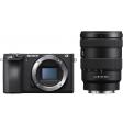 Sony Alpha A6500 + 16-55mm f/2.8 G